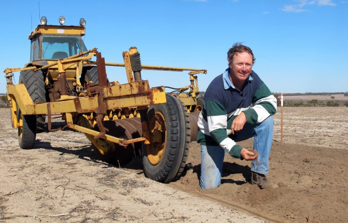 NACC      Identifying cost effective ways to incorporate lime in Moora-Miling farming district