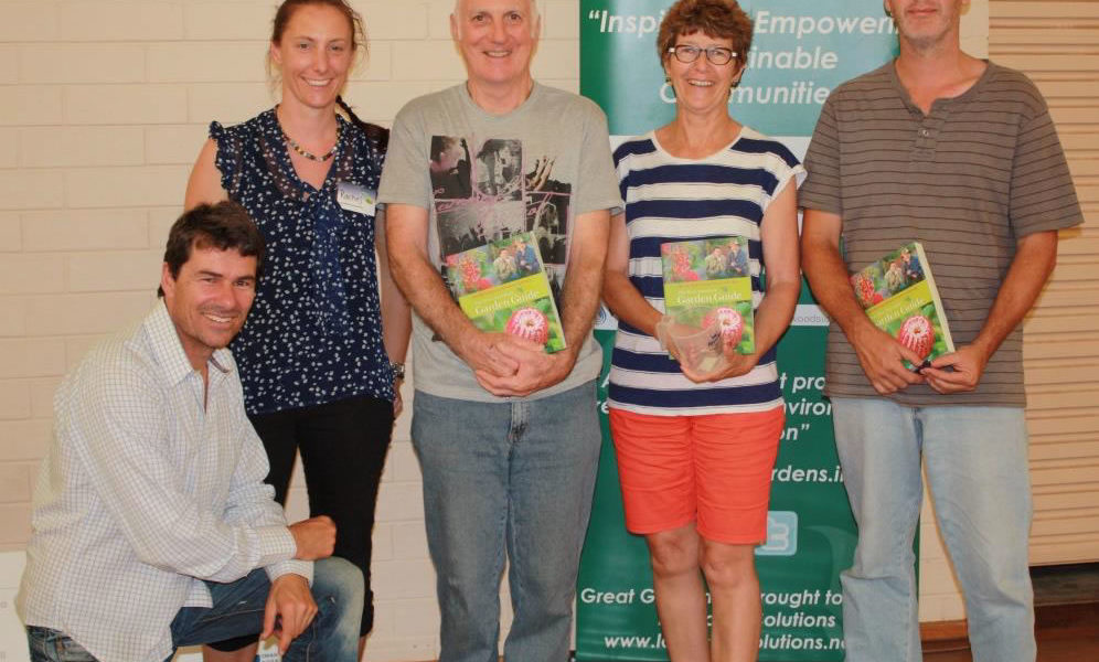 Heavenly Hectares inspires local small landholders