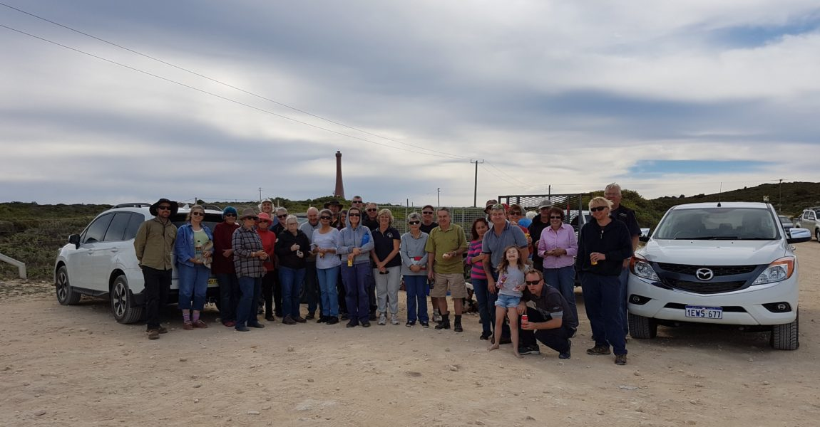 Continuation of Coastal dunes revegetation at community planting day – Guilderton