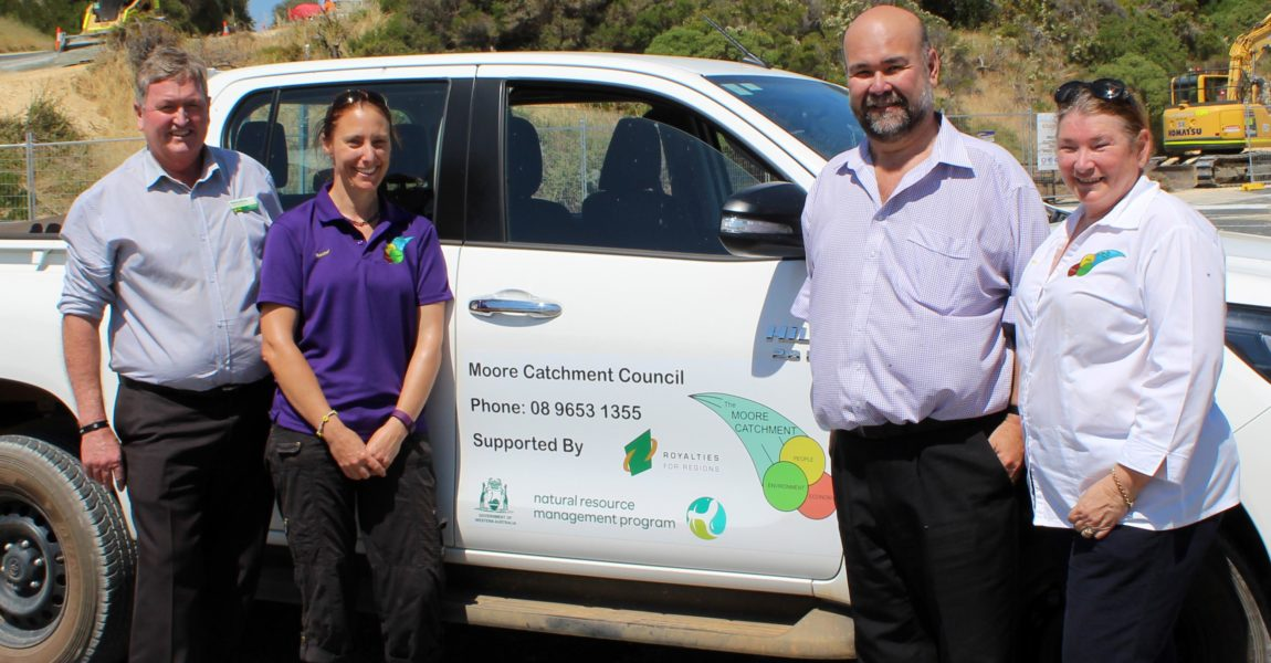 SNRMO – CCGL15456 Improving natural resource management capability in the Moore River Catchment