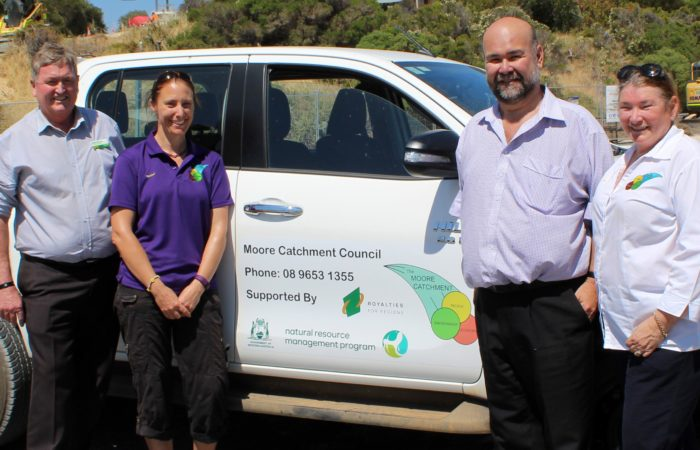 SNRMO - CCGL15456 Improving natural resource management capability in the Moore River Catchment
