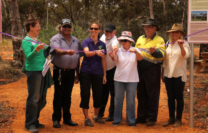 SNRMO 13002 - Conservation of Candy's Bush Reserve through Traditional & ecological knowledge sharing