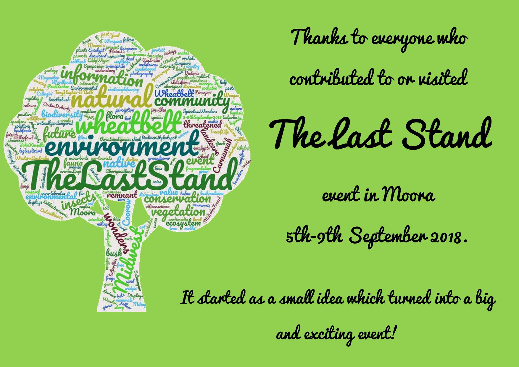 The Last Stand makes a stand for the environment