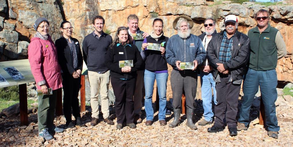 Moore to explore at Jingemia Cave