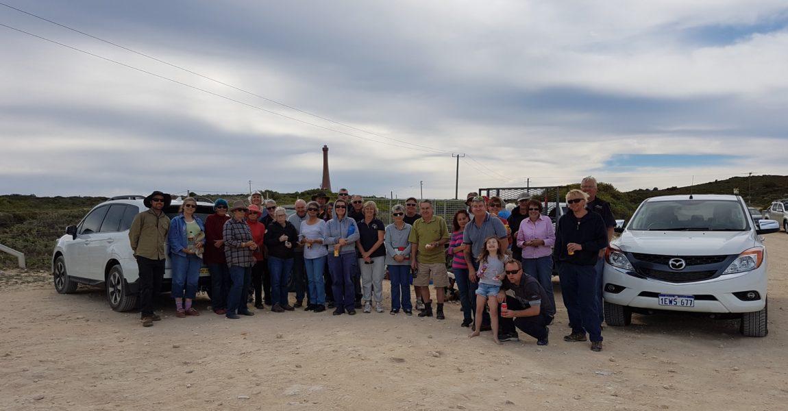 Continuation of Coastal dunes revegetation at community planting day – Guilderton