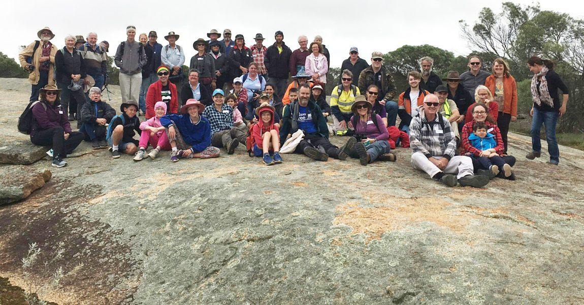 Bunjil Rocks bioblitzed in 24hr community event